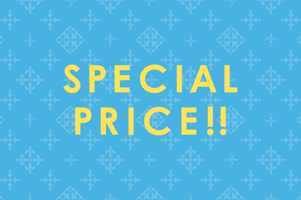 Daily russet ◆MAX60%OFF◆SPECIAL PRICE!