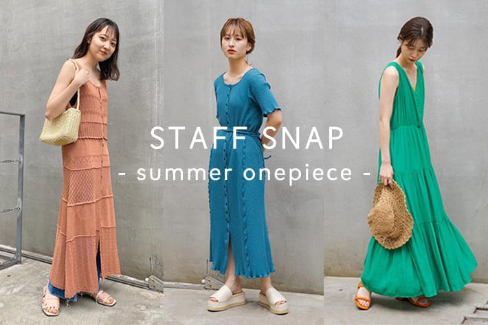 Kastane STAFF SNAP -summer onepiece-