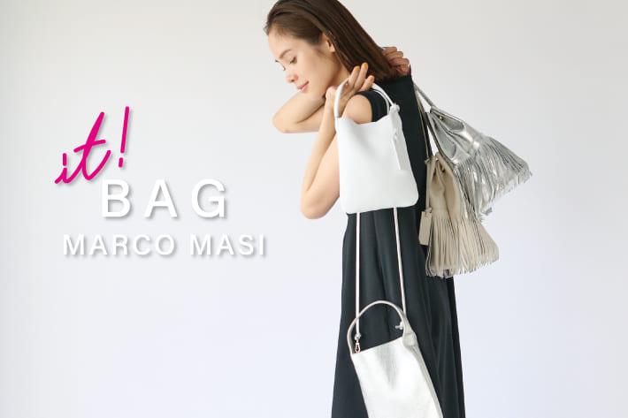 La boutique BonBon it!BAG MARCO MASIのバッグ