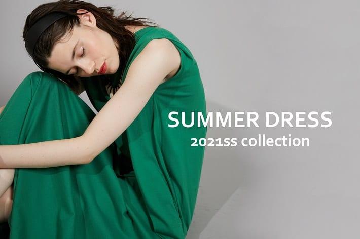 CIAOPANIC SUMMER DRESS 2021ss collection