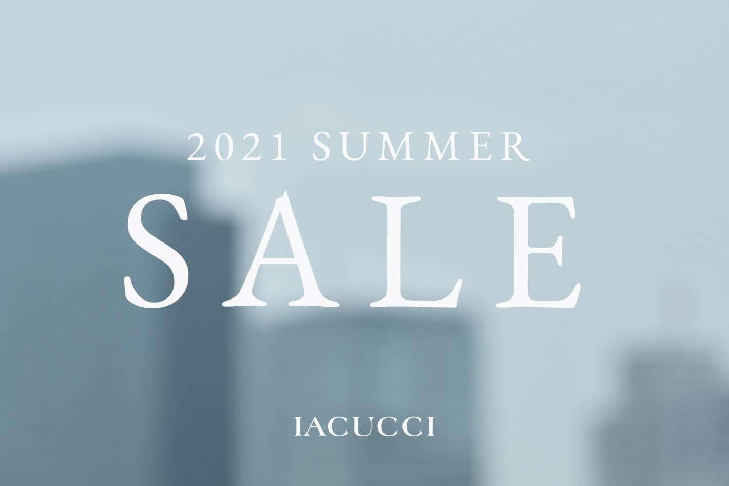 IACUCCI IACUCCI 2021 SUMMER SALE!!