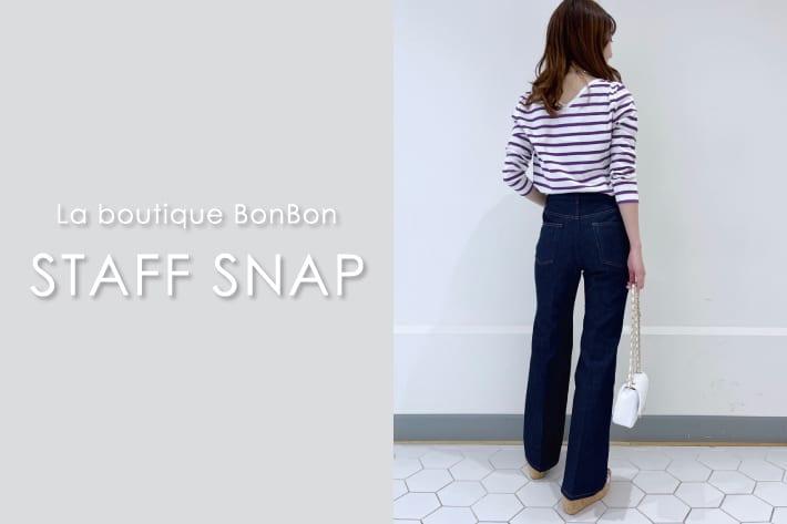 "La boutique BonBon STAFFSNAP#6 夏に取り入れたい!「お気に入りの""柄&カラー""アイテム」"