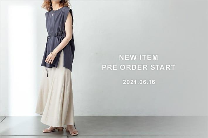 mystic NEW ITEME PRE ORDER START  2021.06.16