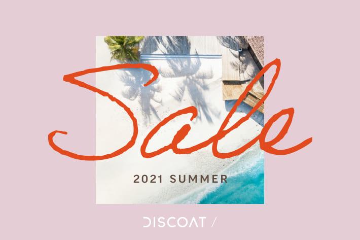 Discoat SUMMER SALE START!!