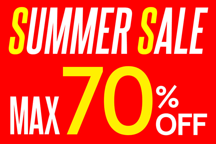 CIAOPANIC TYPY SUMMER SALE MAX70%OFF!!