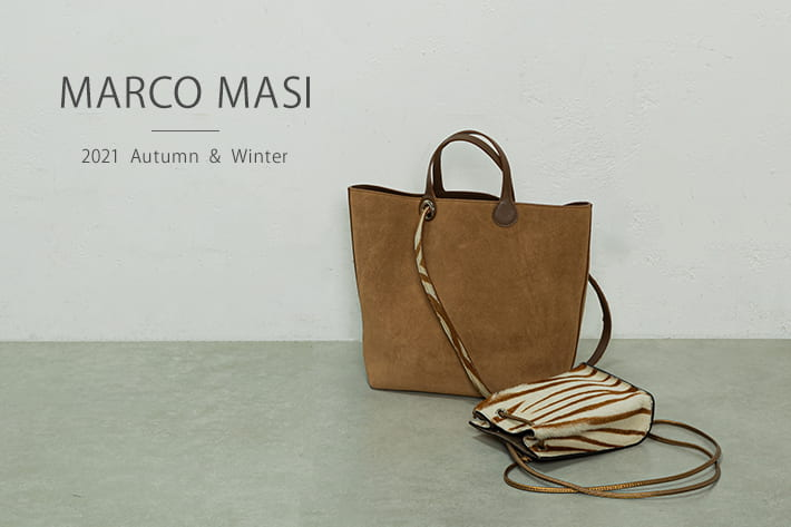 LIVETART 【MARCO MASI】予約販売開始!! WEB限定アイテムも登場しました!