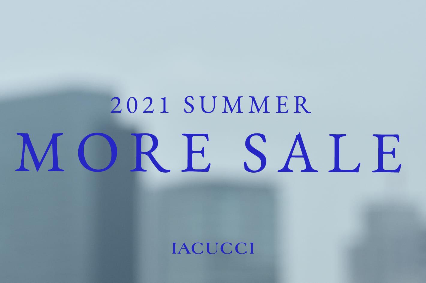 IACUCCI <MORE SALE>セールアイテムがプライスダウン&追加!