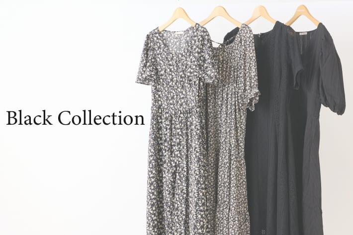 NICE CLAUP OUTLET 【Black Collection】