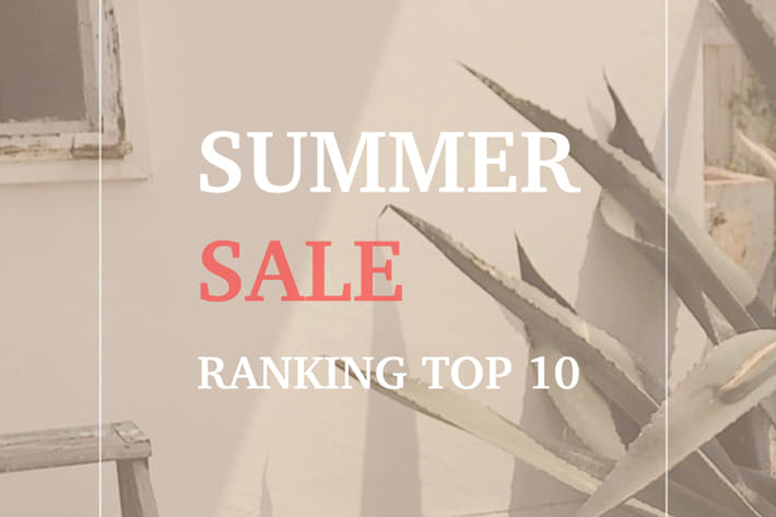 who's who Chico 【PICK UP】SALE ITEM RANKING TOP 10