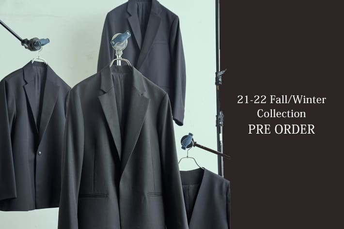 Lui's 21-22Fall/Winter Collection PRE ORDER