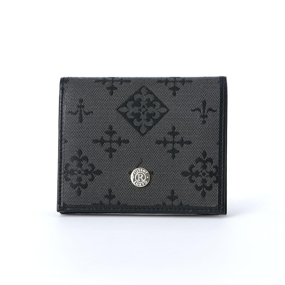 折財布【コットンジャガード】