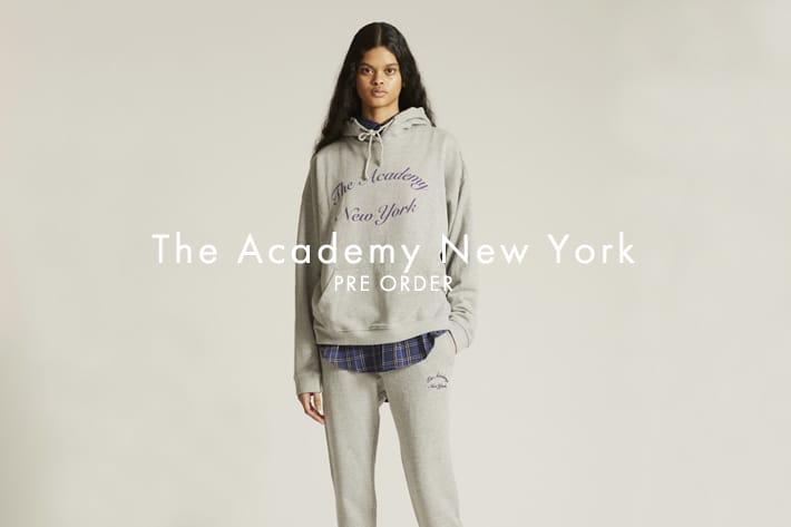 GALLARDAGALANTE 話題のNY発ブランド「The Academy New York」の21AW新作が登場
