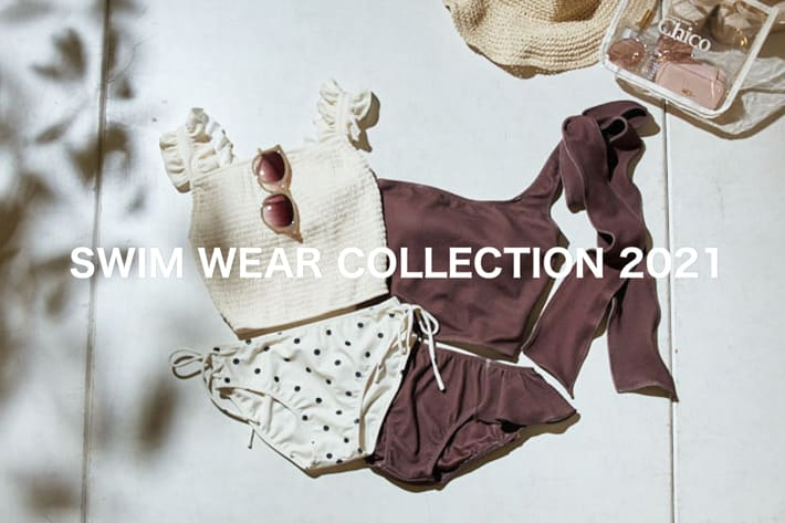 who's who Chico 【PICK UP】RECOMMEND SWIM WEAR