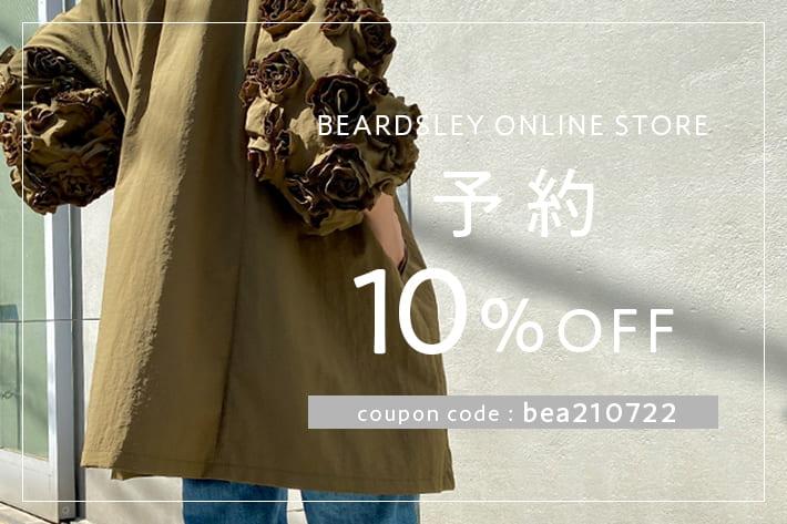 "BEARDSLEY 《予約10%OFF》""花とアニマル"""