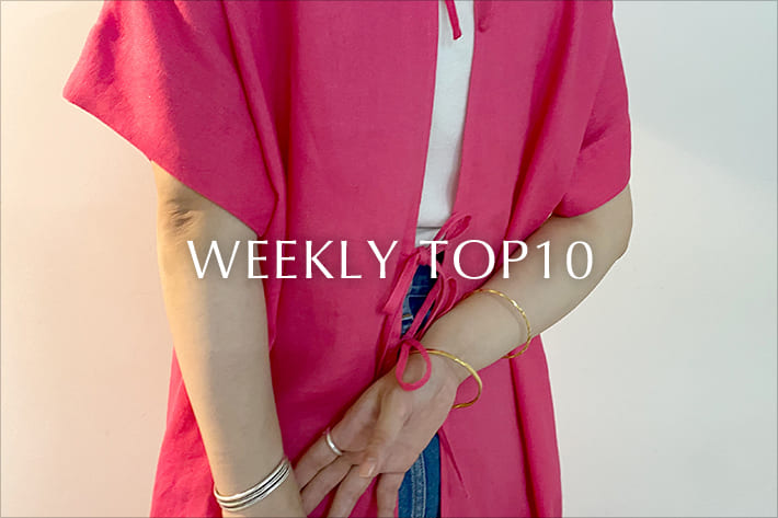 SHENERY 【人気アイテムをCHECK!!】WEEKLY TOP 10