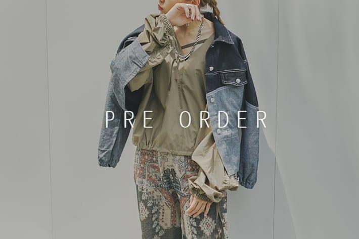 mona Belinda 【Pre Order】秋のトレンド本命アイテム