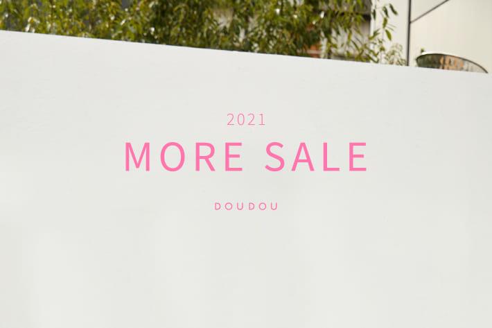 DOUDOU 【MORE SALE】更に再値下げしました!