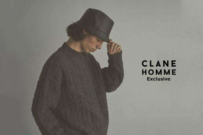 Lui's CLANE HOMME Exclusive