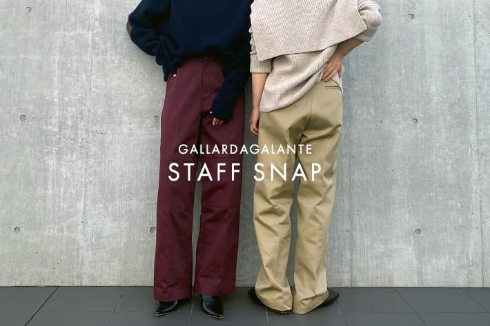 STAFF SNAP #67|先行予約会の最新作を一気みせ
