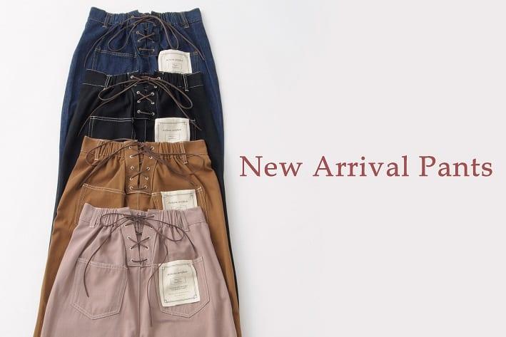 OLIVE des OLIVE OUTLET New arrival Pants