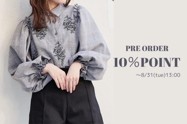 one after another NICE CLAUP 【PRE ORDER 10% POINT】