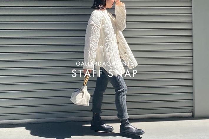 STAFF SNAP #68|トレンド感満載のWEB限定アイテム