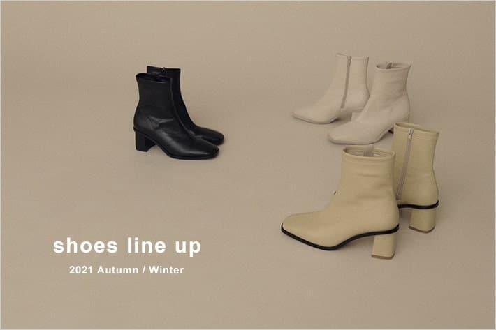 mystic 2021  A/W  shoes lineup