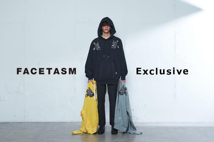 Lui's FACETASM Exclusive