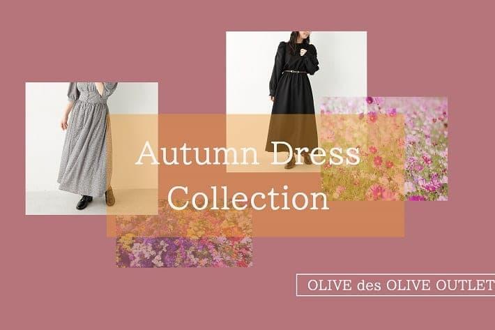 OLIVE des OLIVE OUTLET Autumn Dress Collection