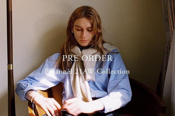 BLOOM&BRANCH 【Phlannèl 】Pre Order Campaign