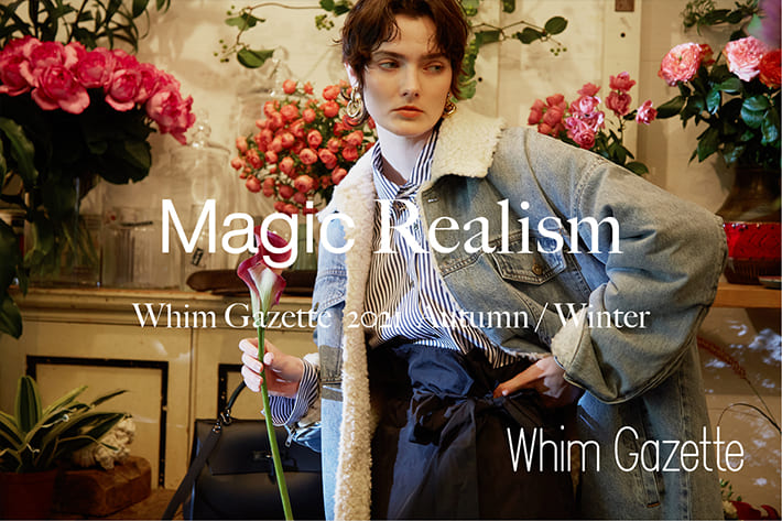 Whim Gazette(ウィムガゼット)公式通販サイト_AW catalog