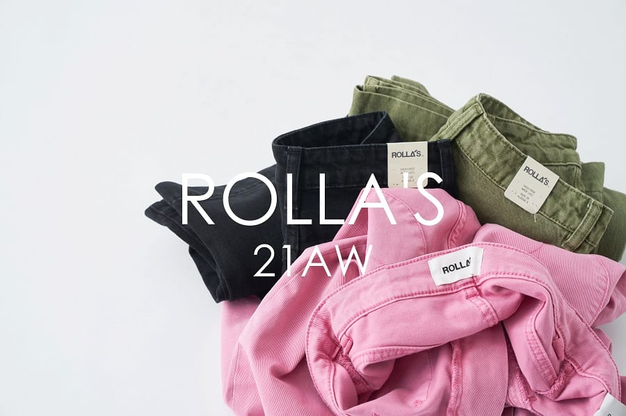 CIAOPANIC ROLLA'S 21AW