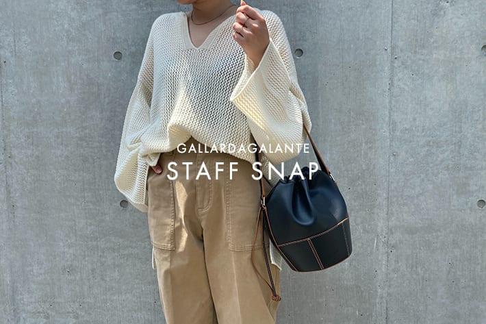 STAFF SNAP #69|別注を含む「VASIC」の新作バッグ