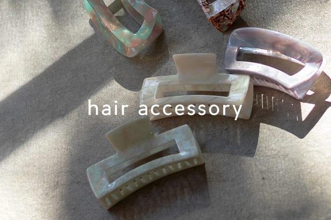 Kastane hair accessory