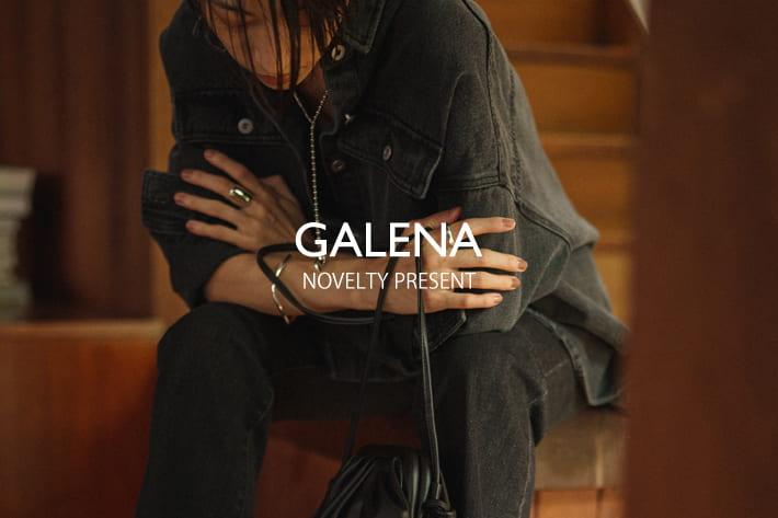 Loungedress 【ノベルティプレゼント】GALENA オリジナルインナーバッグ