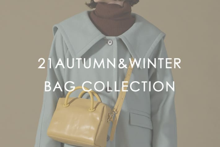 natural couture 21AW BAG COLLECTION