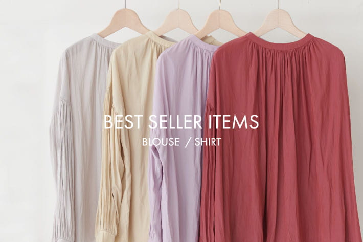 COLLAGE GALLARDAGALANTE <最新ベストセラー>店舗・オンラインストアで人気のブラウス・シャツをご紹介
