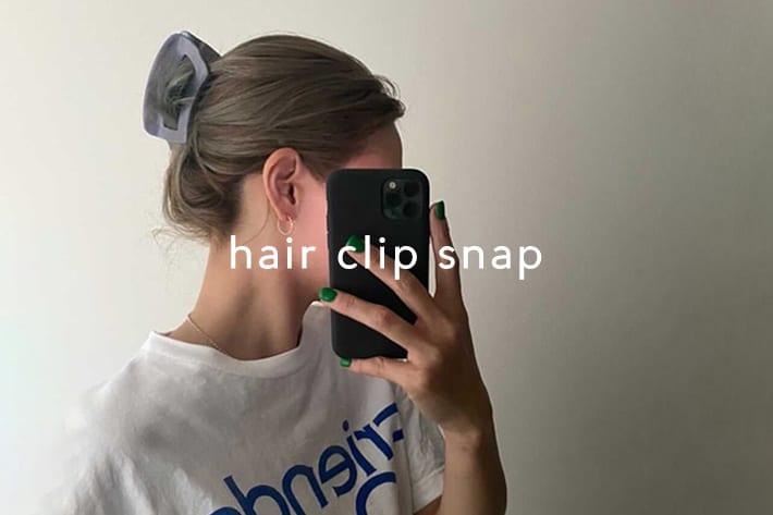 Kastane hair clip SNAP