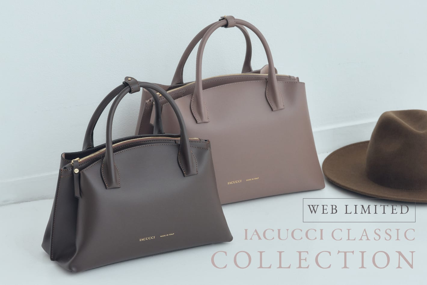 IACUCCI CLASSIC COLLECTION debut!