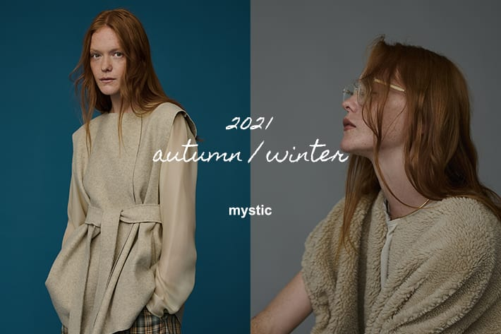 mystic 2021 autumn/winter vol.2