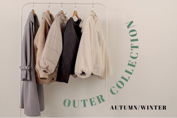 OLIVE des OLIVE 【pick up】秋から着れる!着回しアウターコーデ