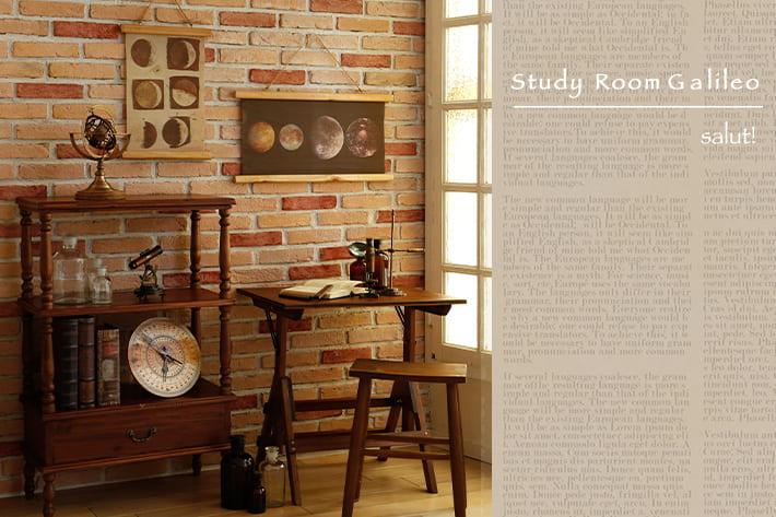 salut! Study Room  Galileo