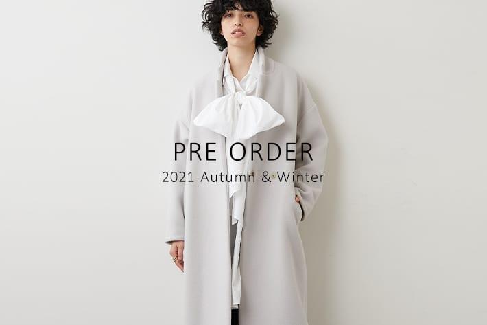 Whim Gazette 【2021 Autumn & Winter PRE ORDER】予約アイテムに新作を追加!