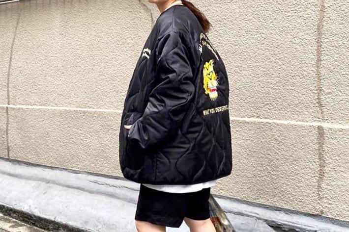 CPCM 【完売カラー・サイズ再販決定!】毎シーズン人気のキルティングジャケット