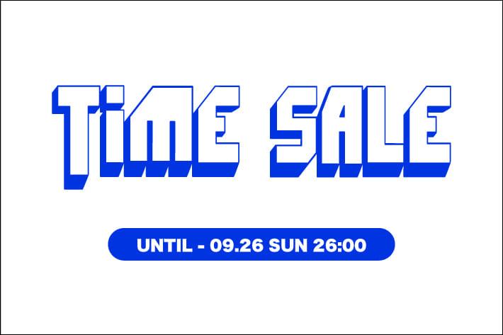 RASVOA 【週末限定】TIME SALE 開催!!