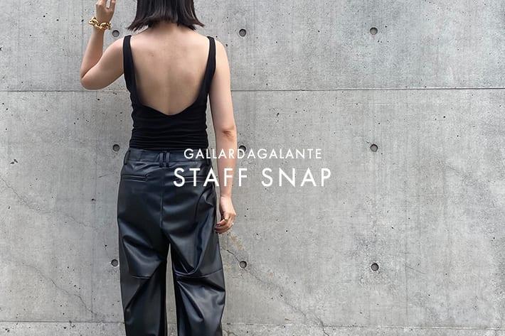 "GALLARDAGALANTE STAFF SNAP #72|""ファッションの内側へ""新プロジェクト【La nature】"