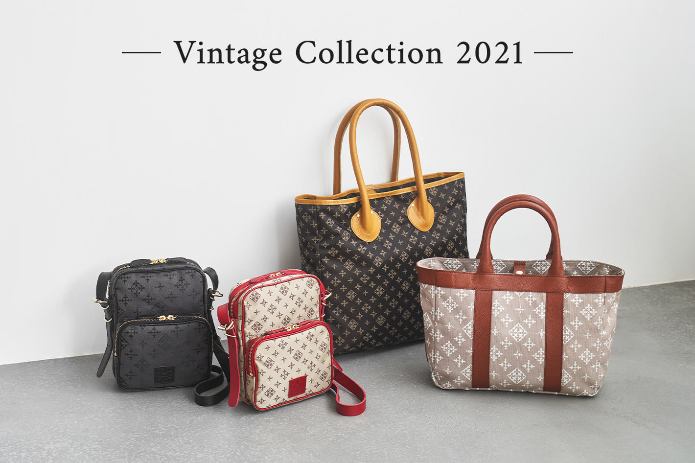 russet ◆WEB LIMITED◆VINTAGE COLLECTION -2021-