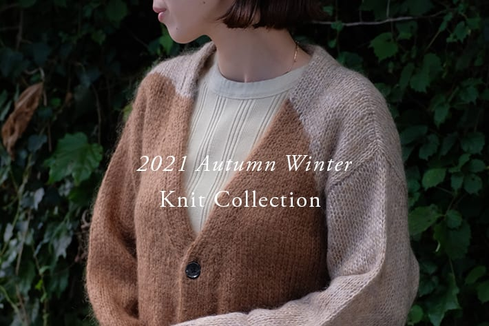 BLOOM&BRANCH Knit Collection
