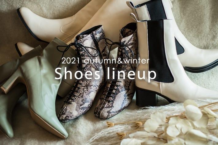 prose verse 【pick up】autumn&winter shoes lineup