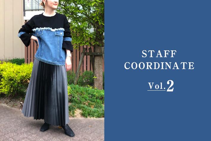 mona Belinda STAFF COORDINATE Vol.2